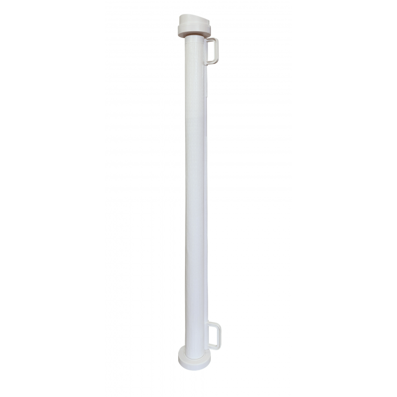 Callowesse Air Retractable Safety Gate - White