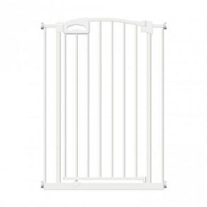 Callowesse Carusi Narrow Safety Gate With Auto-Close 63-70cm - White