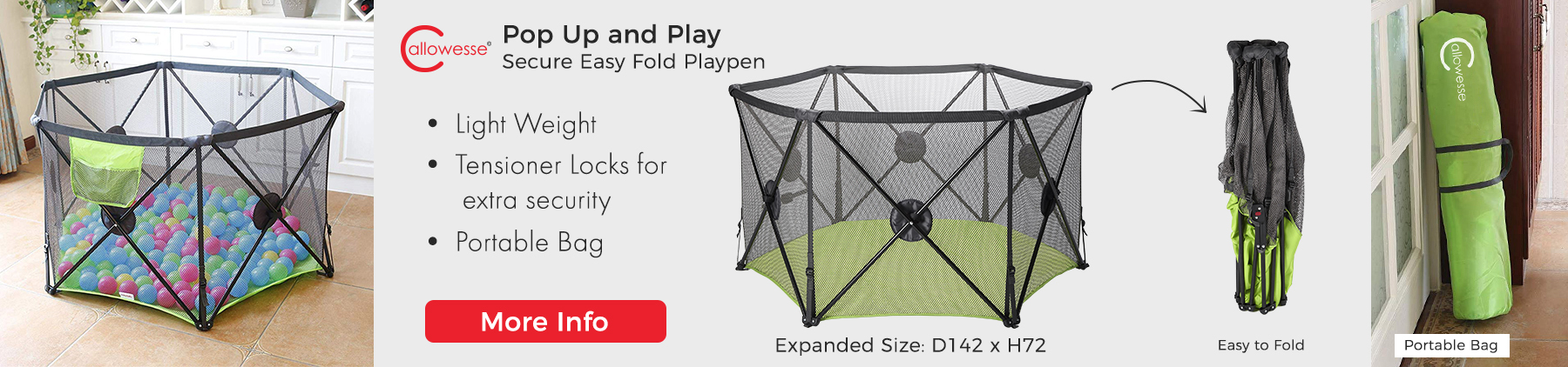 Pop Up and Play