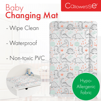 Callowesse Baby Changing Mat – Hello Dino