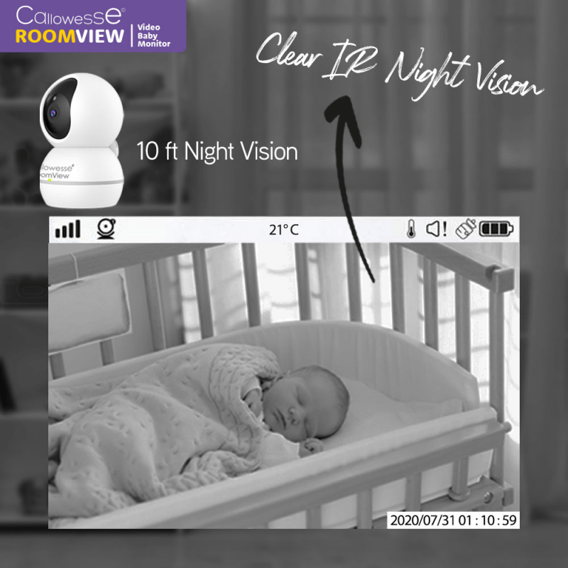 Callowesse RoomView Night Vision