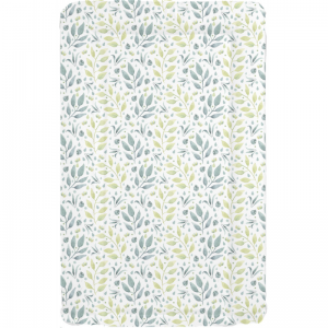 Callowesse Baby Changing Mat – Pastle Leaves