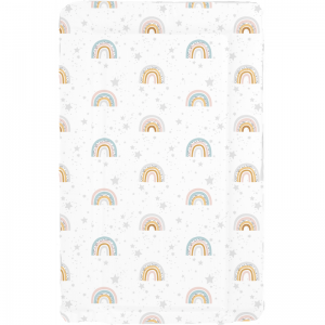 Callowesse Baby Changing Mat – Rainbow Star