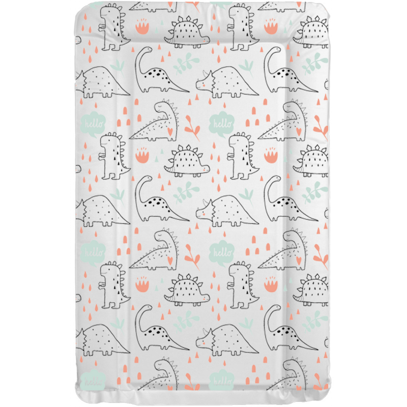 Callowesse Baby Changing Mat – Hello Dinosaur