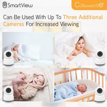 Callowesse Smart View 4 Cameras