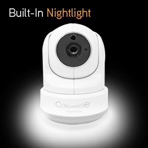 Callowesse SmartView Video Soft Nightlight Feature