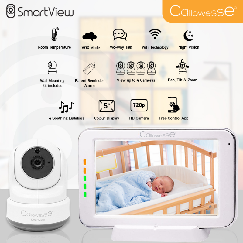 Callowesse Smart View Features