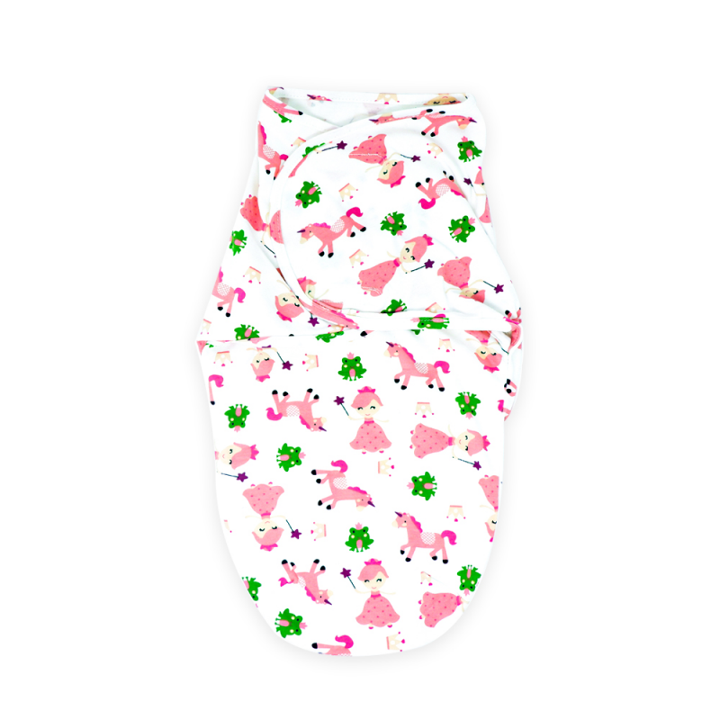 Pink Fairy Swaddle