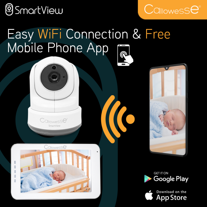 Callowesse Smart View Wifi Connect