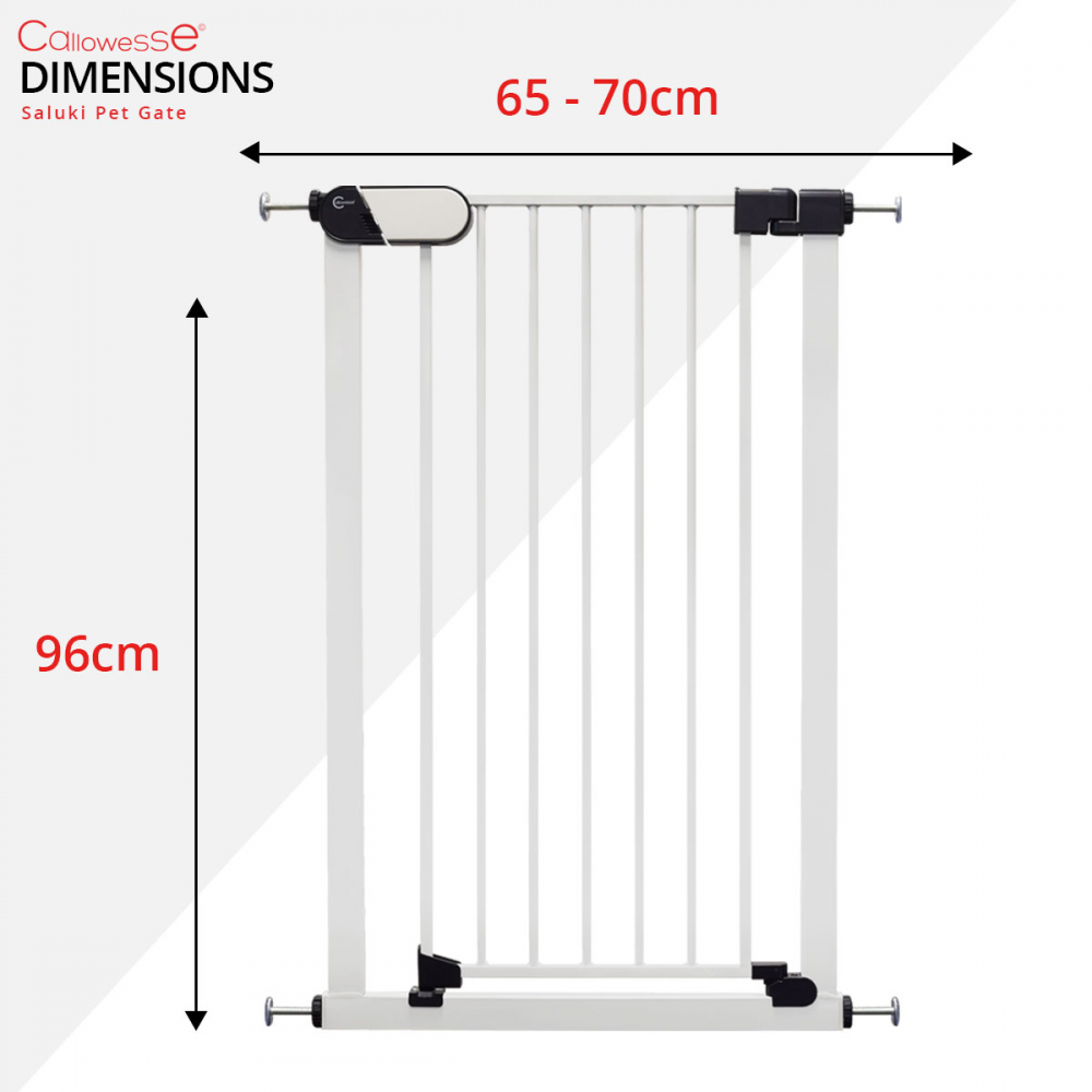 Saluki Gate Dimensions