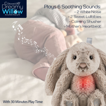 Dreamy Willow Sound-On-Cry-Sensor