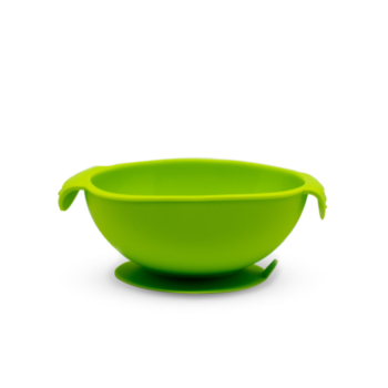 Callowesse Silicone Bowl – Green
