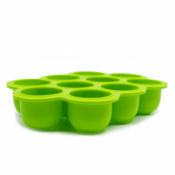 Callowesse Silicone Food Storage - Green