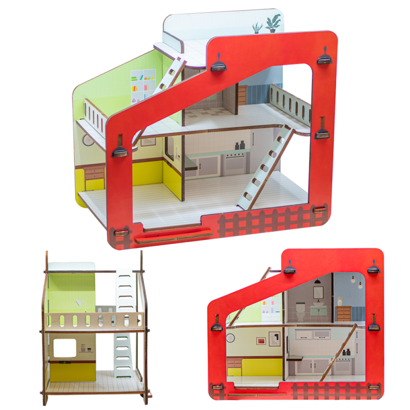 Callowesse Dolls House